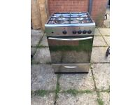60cm gas hobs electric oven