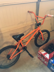Hutch Bmx Bike 2014 Orange