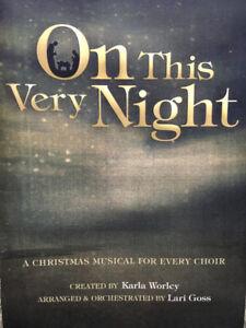 On This Very Night Christmas Musical