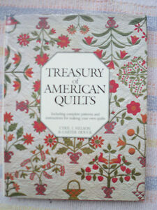 """""""Treasury of American Quilts"""""""