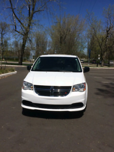 Mint 2015 Dodge Caravan w 5yr warranty - MUST GO