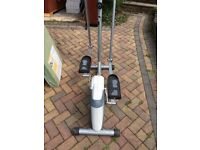 Cross trainer for sale, only selling as no room