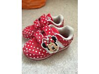 Adidas Minnie Mouse size infant 5k