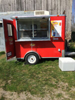 FOOD TRAILER FOR SALE $11000