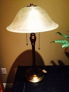 Table lamp & stand up lamp