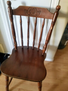 Wanted!  2 antique chairs similar to this chair.