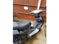 2014 Direct Bikes 125cc scooter