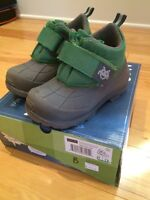 Souris Mini Lined Mid Boots, Toddler size 10
