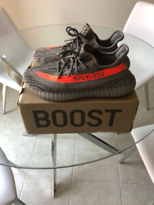 BNIB UA Yeezy 350  size 11.5. For like 10.5