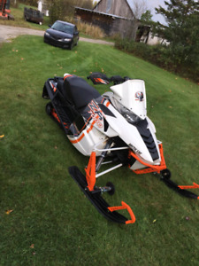 Arctic cat zr7000 limited snopro
