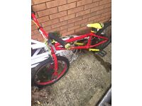 "GT Fly BMX Bike 20"""