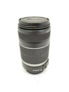 Objectif Canon EF-S 55-250MM avec stabilisateur d'image 129.95$