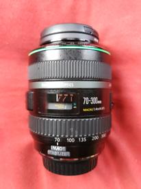 canon 70 300 DO usm lens