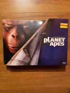 Planet of the Apes 40th anniversary complete set Kawartha Lakes Peterborough Area image 1