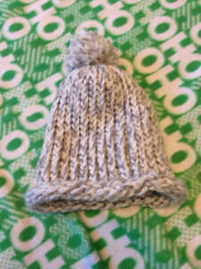 0-12 month knitted toque