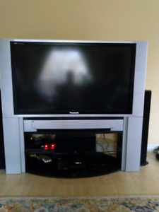 50 inch panasonic DLP TV