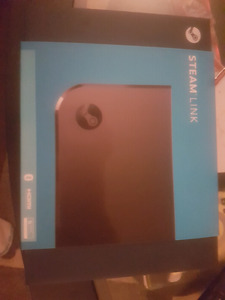 Steam Link brand new in box