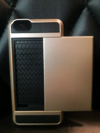 IPHONE 6 CREDIT CARD HOLDER GOLD