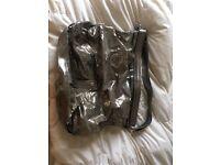 Large Ted baker snakeskin effect bag
