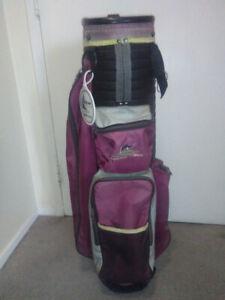Wilson Pink Women's Golf Bag