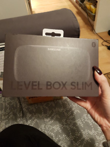 Samsung Level Slim Box - Blutooth Speaker