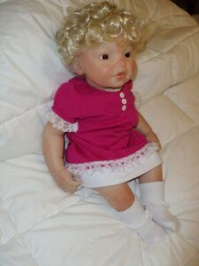 Newborn Baby Doll Mary