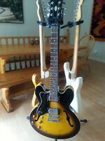 Gibson Epiphone Dot VS Left-handed semi-hollow electric guitar