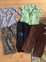 2T-3T toddler boy clothes