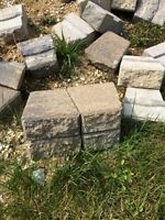 Edging bricks. Great deal! Cheap!!