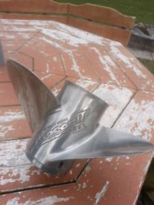 Stainless  Propeller