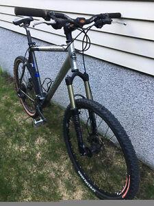Vélo montagne Trek 6500