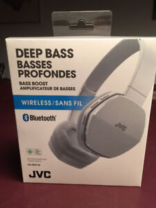 JVC Bluetooth Wireless