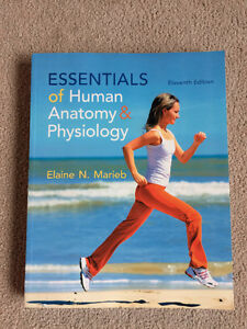 Essentials of Human Anatomy and Physiology (11th Edition)
