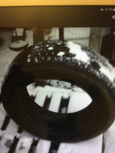 4 Summer Tires Excellent Condition