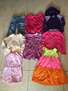 Size 4T girl lot $25