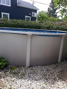 piscine hors-terre 18 pieds