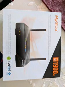 I have MyGica tv box
