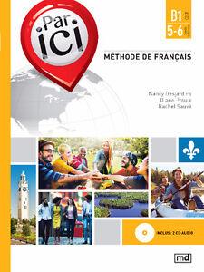 PAR ICI: Methode de francais (B1 / 5-6)