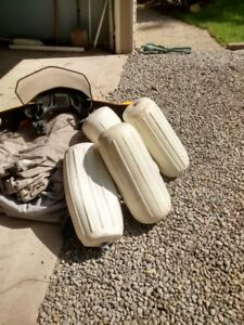 2 boat fenders for sale