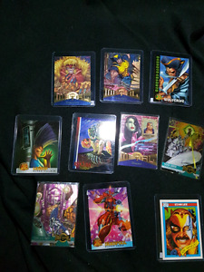 Collectible cards for sale