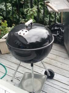 BBQ à briquette Webber