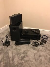 Yamaha Rx -v371 plus 5.1 Yamaha surround sound speakers