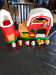 Ferme Fisher Price Farm with sounds