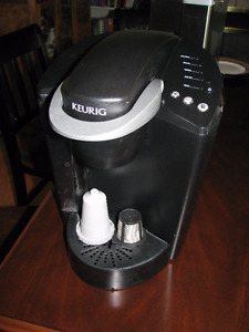Keurig with reusable filter