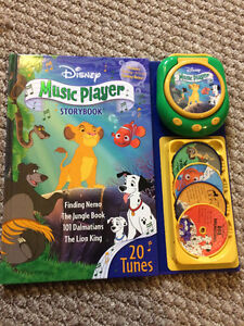Kids books for sale $5 each. plays music.