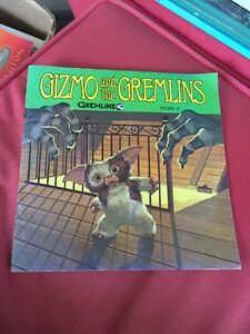 Gizmo and the Gremlins book / record