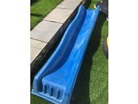 Quality plastic children's slide