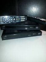 two tv receivers