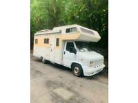 Talbot express 1988 camper van motor home 6 berth