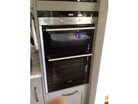 Siemens IQ500 Double oven